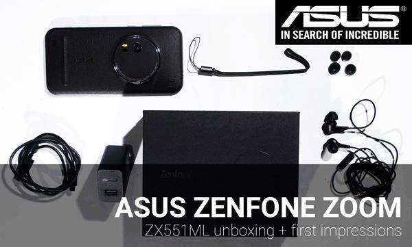 Telefon Mobil Asus Zenfone Zoom ZX551ML 64GB 4G Black zx551ml-64gb