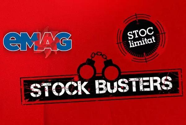 Un altfel de black friday eMAG Stock Busters februarie 2018