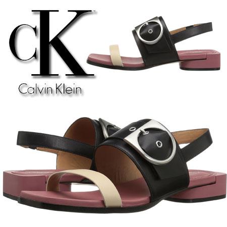 Calvin Klein Abree Sandale casual mov