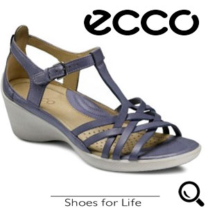 ECCO Sculptured Sign Sandale casual de dama