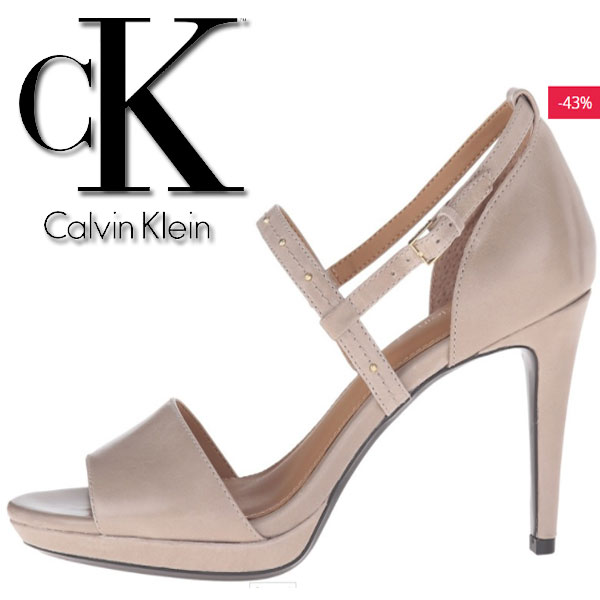 Pantofi Calvin Klein Pianna Femei