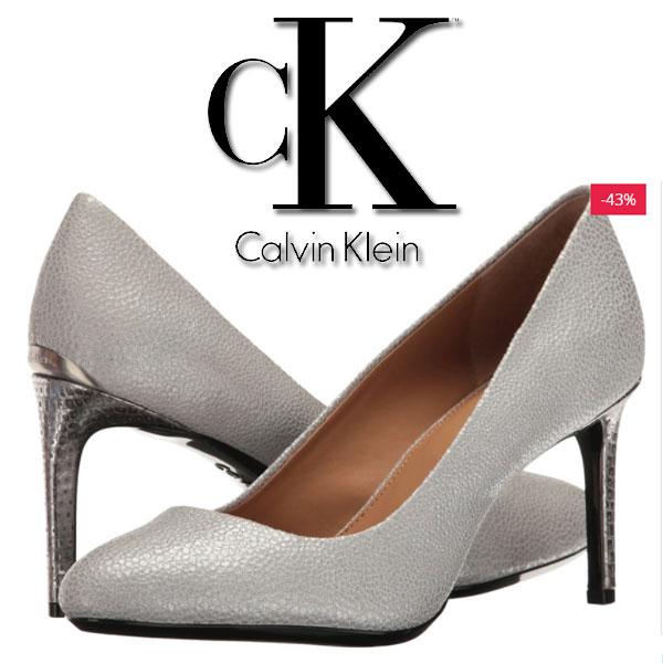 Pantofi Calvin Klein Salsha Femei