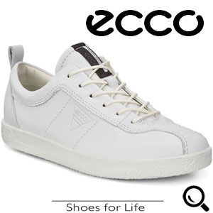 Pantofi casual dama ECCO Soft 1 (Albi)