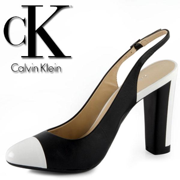 Pantofi cu toc Calvin Klein