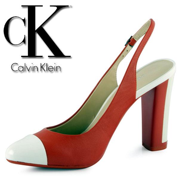 REDUCERI de peste 50% la pretul pantofilor cu toc Calvin Klein pentru femei