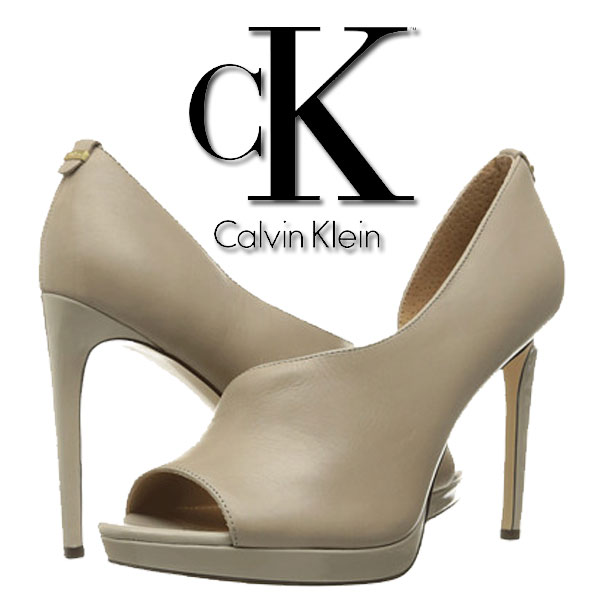 Pantofi decupati modern Calvin Klein Saira