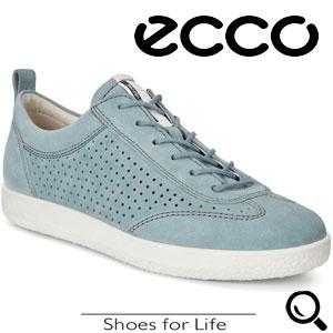 Pantofii casual cu aspect clasic pentru femei, ECCO Soft 1
