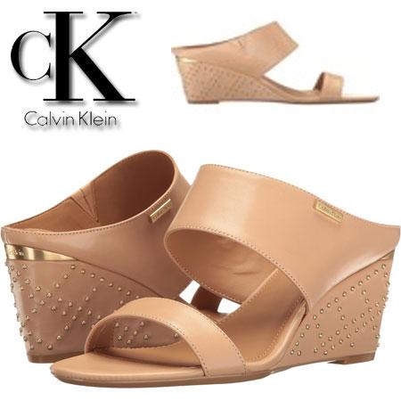 Platforme Calvin Klein Phyllis cu tinte