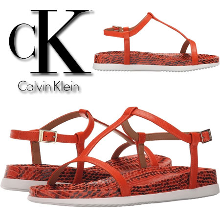 Sandale Calvin Klein Doma Femei