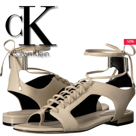 Sandale Calvin Klein Effie Femei