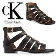 Sandale elegante de dama Calvin Klein