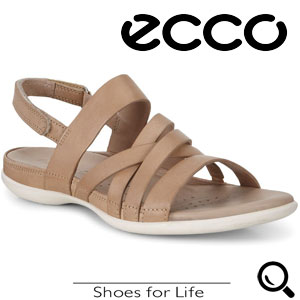 Sandale casual ECCO Flash Bej Dune