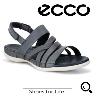 Sandale casual dama ECCO Flash Albastru Marin