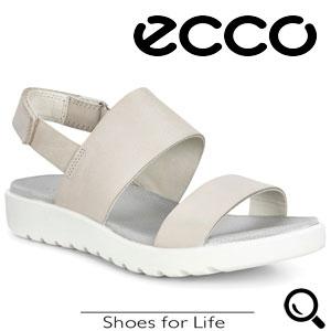 Sandale casual dama ECCO Freja (Albe)