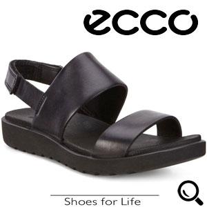 Sandale casual dama ECCO Freja (Negre)