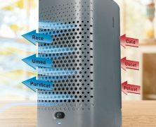 Aparatul portabil de racire a aerului Air Cooler Alo Shop Teleshopping