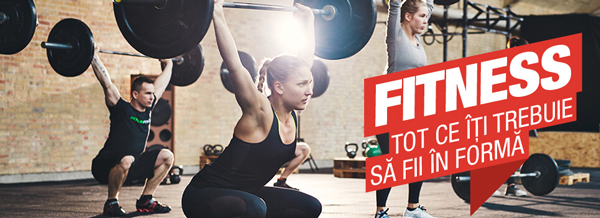 Articole Fitness in magazinul online Hervis
