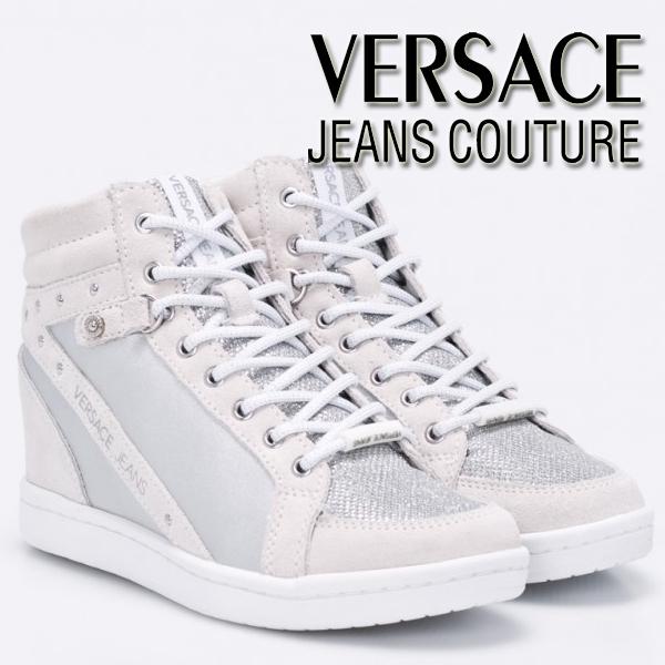 Bascheti albi Fashion Versace Jeans dama