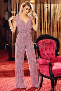 Salopeta pantalon Light Violet