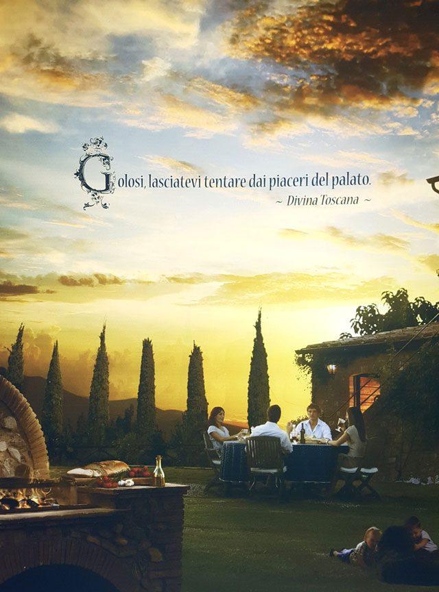 Emotional Siena - Ghid Turistic - Arta culinara italiana