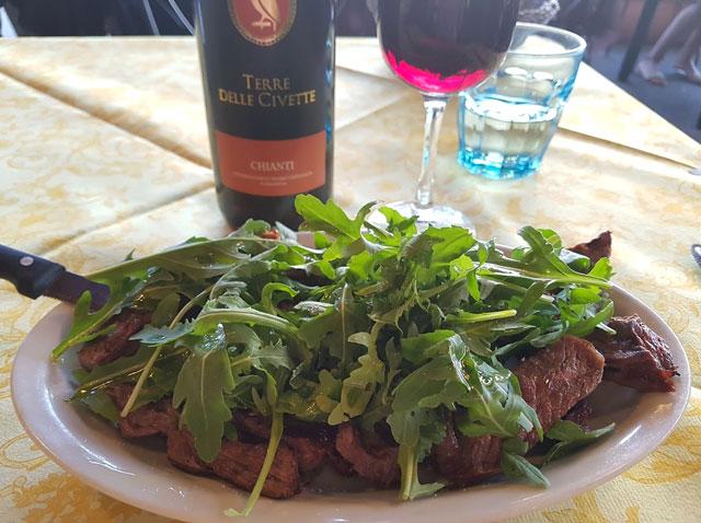 (IV) Ghid de calatorie Siena – Emotional Siena – Arta culinara