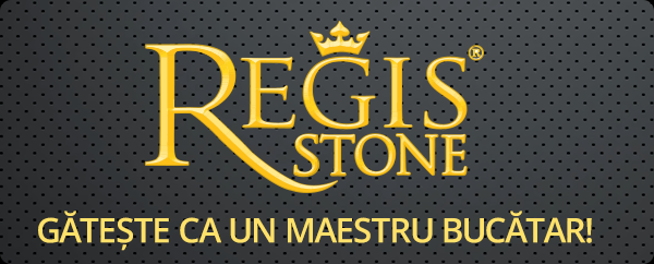Gateste ca un chef Tigaile Regis Stone