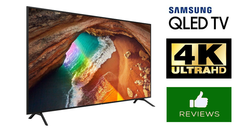Cel mai ieftin Televizor Samsung QLED Modelul 43Q60RA (QE43Q60RATXXH)