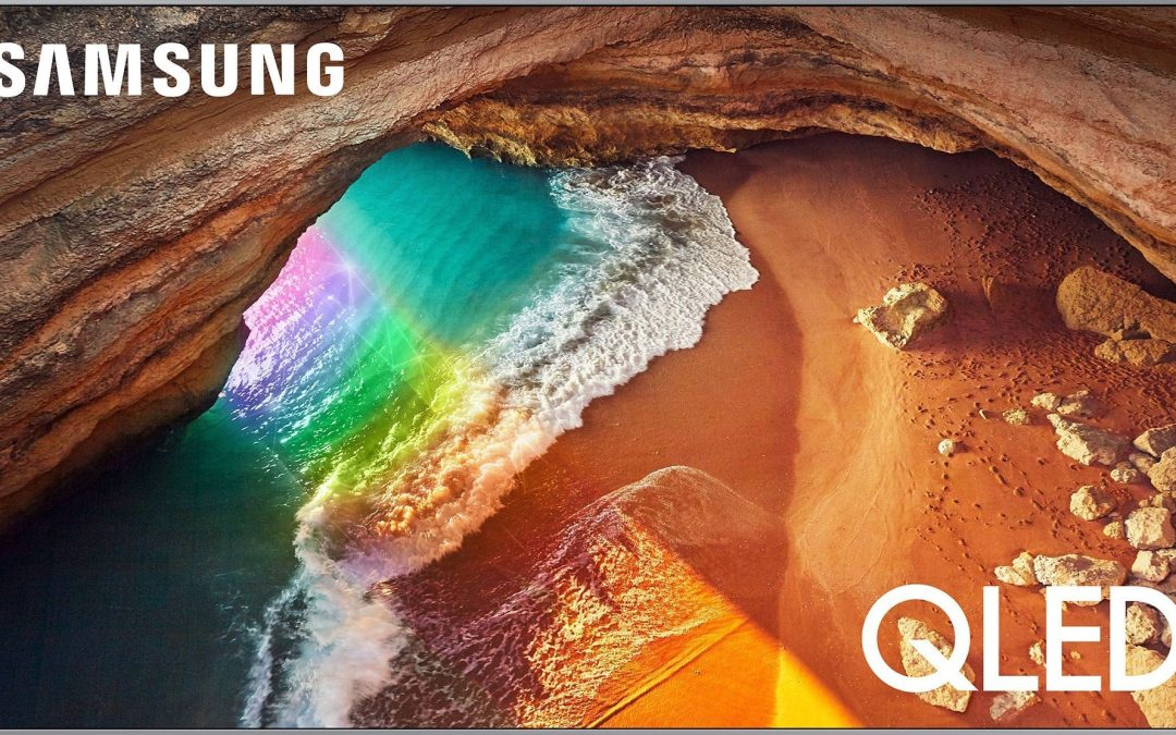 Smart Review pentru un TV QLED Samsung Ultra HD Q65RA de 55 inch