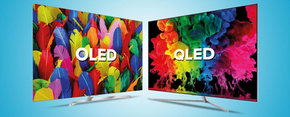 Sfat achizitie: Televizor QLED sau OLED? Care sunt diferentele?