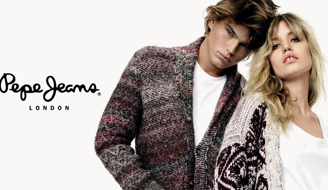 Imbracaminte, incaltaminte, accesorii ale unui brand renumit: PEPE JEANS